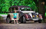 Ретро автомобиль Wanderer 2016 аренда