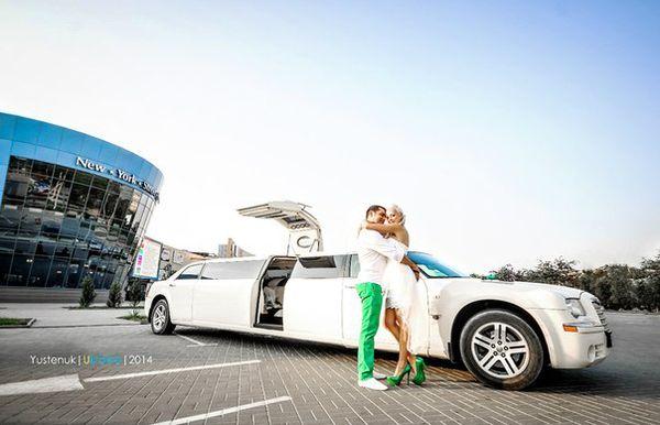 Chrysler 300C ваниль аренда