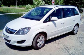Opel Zafira прокат аренда киев