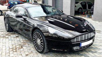 Aston Martin Rapide аренда на свадьбу киев