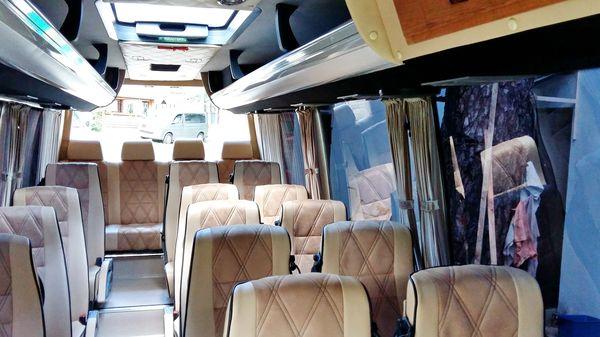 Mercedes Sprinter 20 мест серебристый аренда
