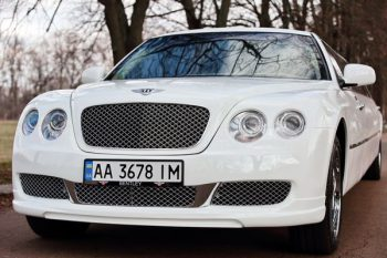 Bentley Continental Flying Spur прокат аренда