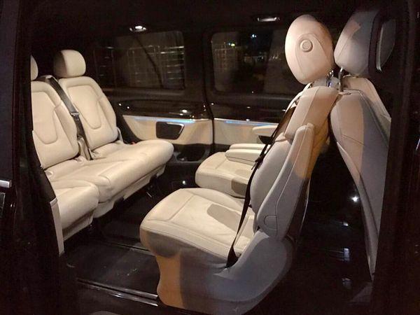 Mercedes Viano V класс цена на прокат