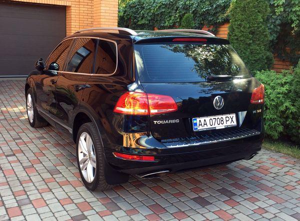 Volkswagen Touareg заказ авто