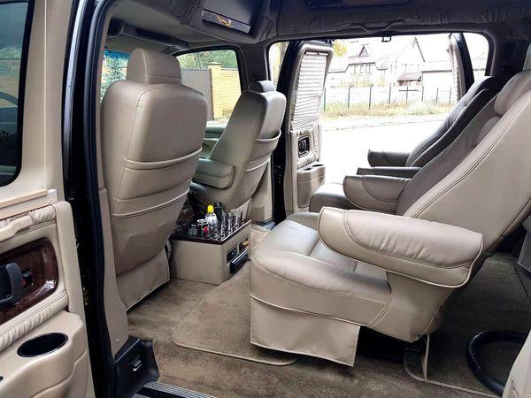 Микроавтобус Chevrolet Explorer заказать