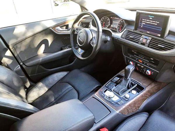 Audi S7 белая на прокат