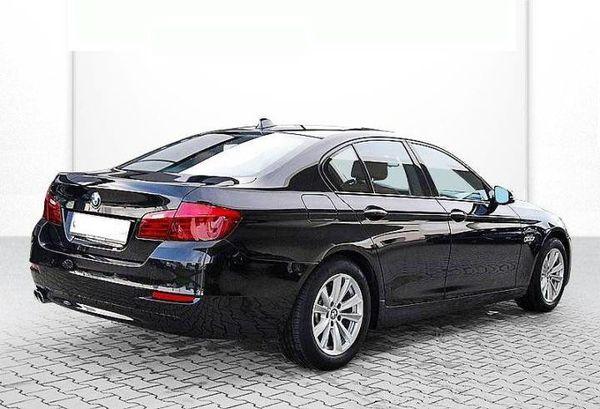 BMW 525 F10 черный на прокат
