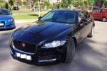 Jaguar XF черный 2017 аренда авто код 122
