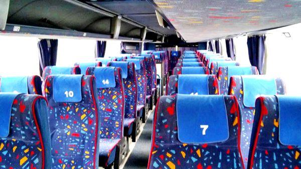 Nеoplan 73 места автобус на прокат