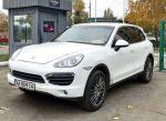 Внедорожник Porsche Cayenne TURBO белый прокат