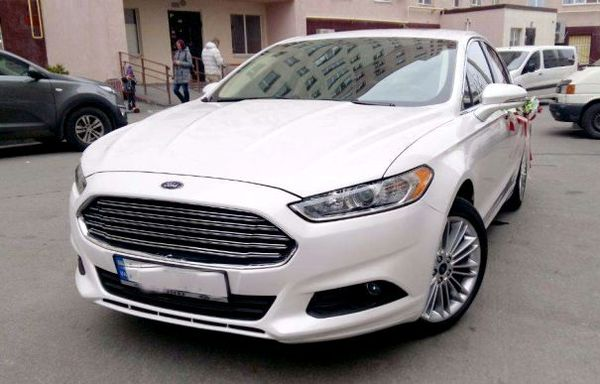 Ford Mondeo аренда киев