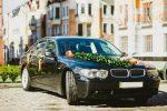 BMW 745L черный прокат аренда авто код 118