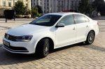 Volkswagen Jetta белый аренда