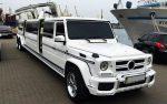 Лимузин кубик Mercedes G-class Gelandewagen аренда код 001