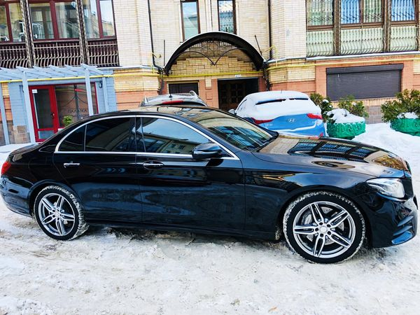 Mercedes W213 E300 прокат киев трансфер