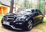 Mercedes W212 E-class 250 NEW аренда код 108