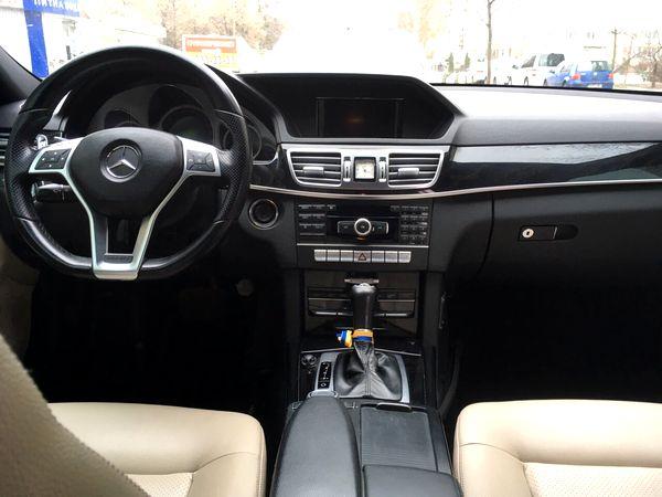 Mercedes W212 E-class 250 NEW прокат аренда