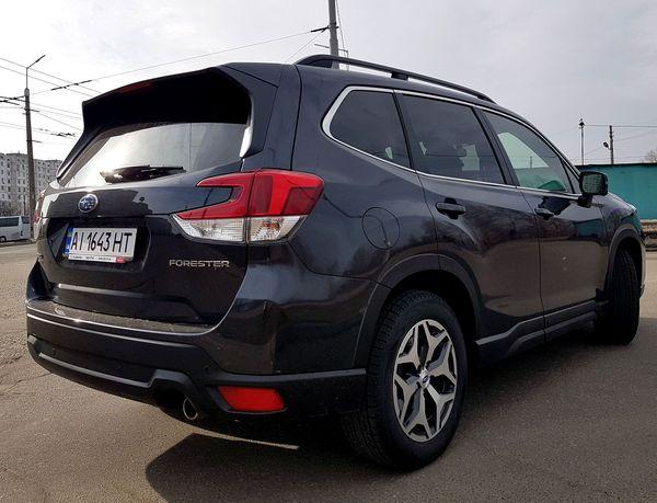 Внедорожник Subaru Forester аренда киев