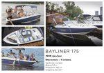 Прокат аренда катеров яхт лодок на Днепре Bayliner 175
