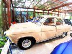 Ретро автомобиль Volga GAZ 21 1960 год аренда код 358