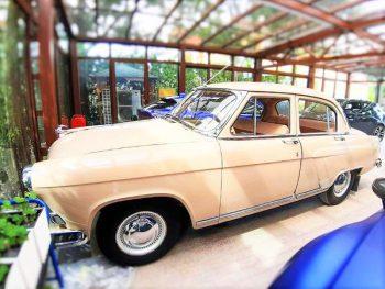 Volga GAZ 21 1960 год ретро авто прокат аренда