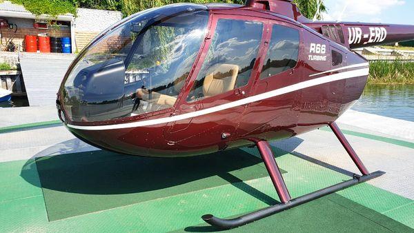 Аренда прокат вертолета в Киеве
