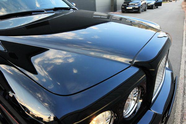 Bentley Arnage 2006 арендовать на свадьбу киев