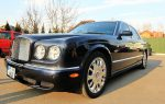 Vip-авто Bentley Arnage 2006 аренда код 346