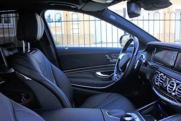Mercedes Benz Maybach S400 2016 год прокат аренда на свадьбу