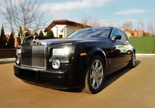 Rolls Royce Phantom 2008 прокат аренда