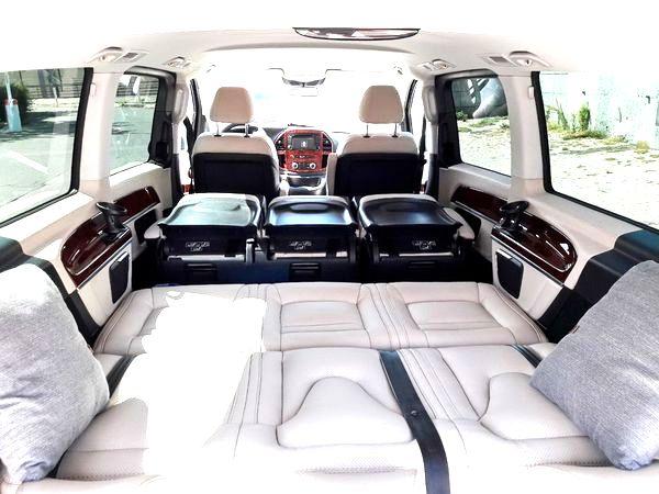 Mercedes V класс арендоать в киеве
