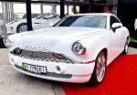 Ретро авто Pobeda белая аренда код 365