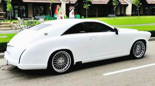 Pobeda белая ретро автомобиль на прокат в киеве