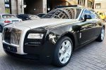 Vip-авто Rolls Royce Ghost аренда Киев цена код 344
