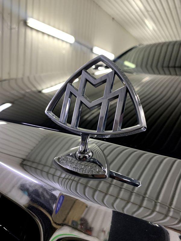 Maybach 57S заказать на прокат в киеве