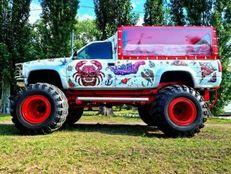 Party Bus Monster truck пати бас прокат на  детский день рождения